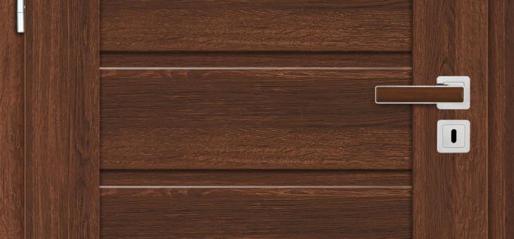 Drzwi ramiakowe Erkado Kamelia